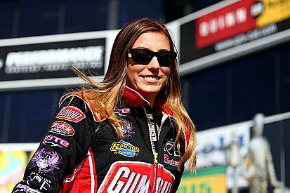 Top Fuel standout Leah Pritchett goes road racing