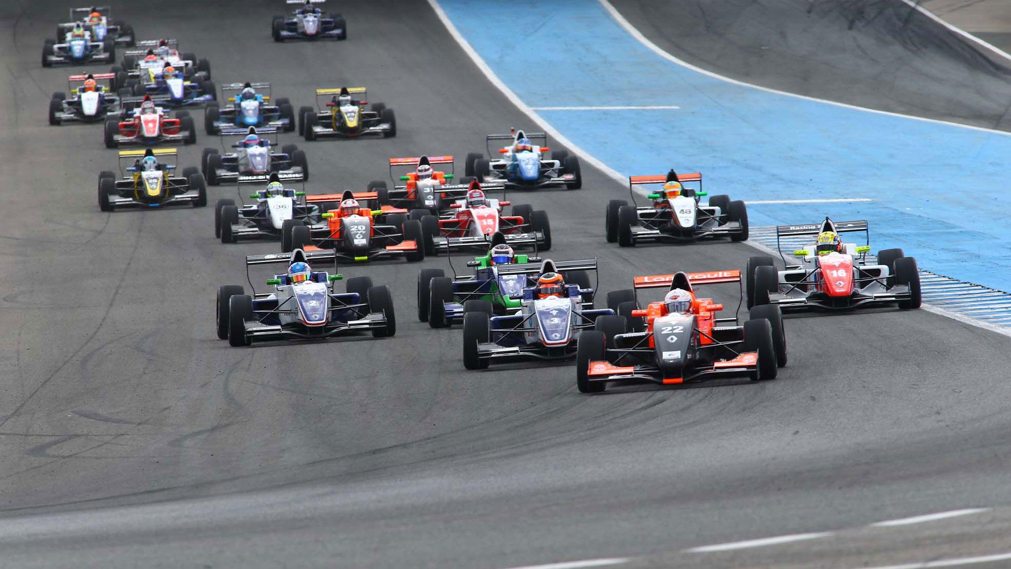 Anthoine Hubert vince Gara 1 a Jerez