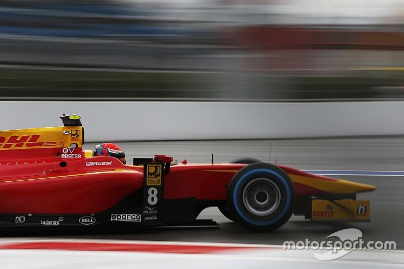 Rossi vence e adia título de Vandoorne na Rússia