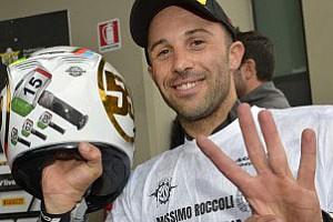 CIV Supersport Ultime notizie Quarto titolo italiano per Massimo Roccoli