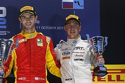 Course 2 - Stoffel Vandoorne champion si...