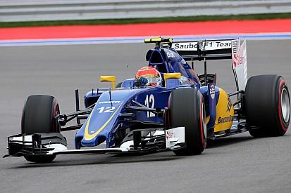 Voltando ao Q2, Nasr mira pontos no GP da Rússia