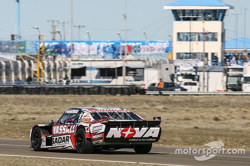 Rossi se mantuvo arriba en Río Gallegos