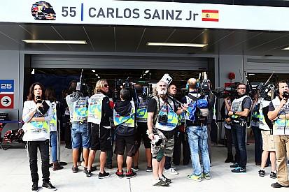 В Toro Rosso начали разбираться с аварией Сайнса