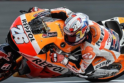 Motegi, Warm-Up: Pedrosa in spolvero sul bagnato