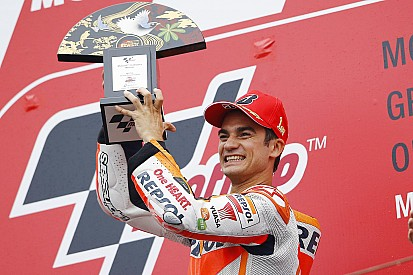 Motegi MotoGP: Pedrosa masters wet to win, Rossi beats Lorenzo