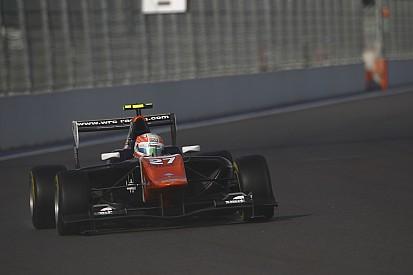 Гьотто выиграл первую гонку в Сочи