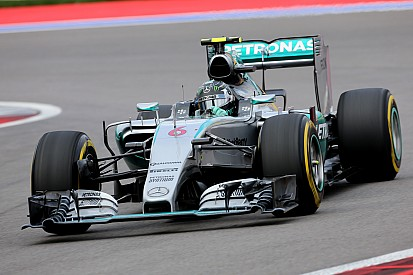 "Rosberg expecting ""a few surprises"" after curtailed practice"