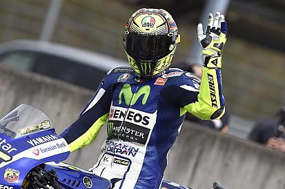 "Valentino: ""Importanti i 4 punti guadagnati su Jorge"""