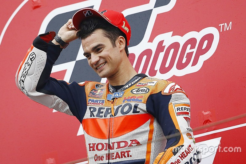 Motegi MotoGP: Pedrosa wint regenrace, Rossi verslaat Lorenzo