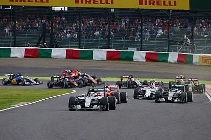 2017 - Les équipes définissent le réglement pour des F1 plus rapides