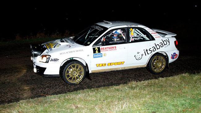 Incidente Mull Rally: è Andy Mort il copilota deceduto
