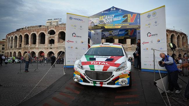 La Peugeot festeggia il titolo Costruttori al Due Valli