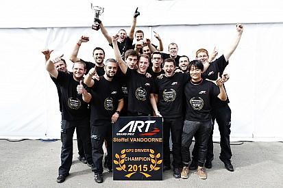 Vandoorne selló el título en la GP2