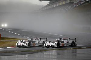WEC Rennbericht WEC in Fuji: Porsche fährt Doppelsieg ein
