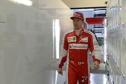 Räikkönen ne s'excuse pas pour son accrochage du dernier tour avec Bottas