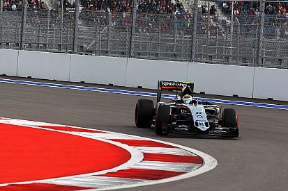 Force India se délecte du podium de Pérez