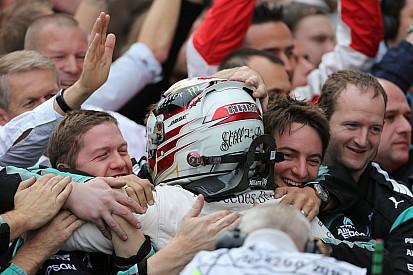 Mercedes crowned champion after Raikkonen penalty