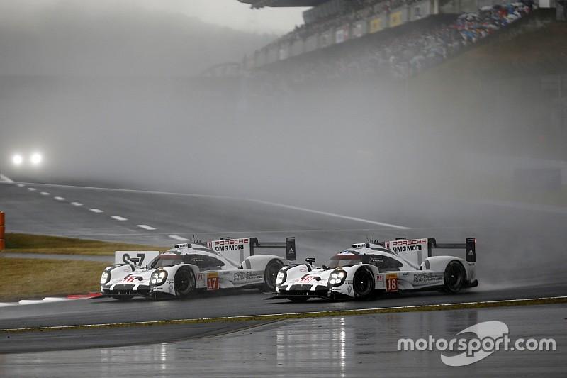 Porsche a joué la carte des consignes d'équipe à Fuji