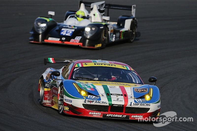 Ferrari et AF Corse renouent avec la victoire