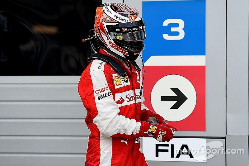 Räikkönen pénalisé, Mercedes devient Champion!