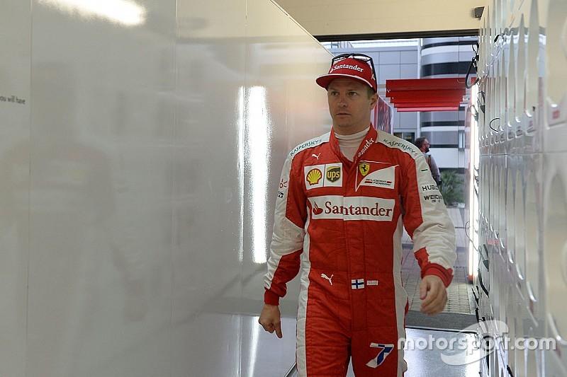 Sanciones a Kimi Räikkönen y Fernando Alonso