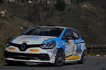 Luca Rossetti campione del Clio R3 Produzione