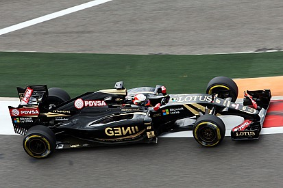 Grosjean agradece à segurança na F1 por sair ileso de acidente