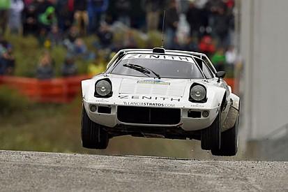 Eric Comas e la Lancia Stratos vincono il Rallylegend