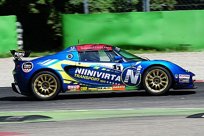 Nespoli e Aggressive Team campioni Lotus Cup Italia