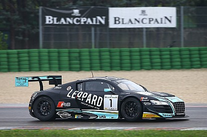 Two more titles and a 'near miss' for the Team WRT in Zandvoort's finale