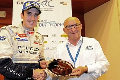 Il Colin McRae ERC Flat Out Trophy va a Craig Breen