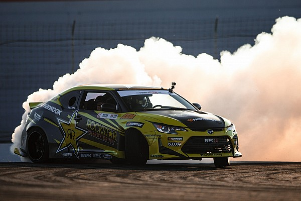 Formula Drift Fredric Aasbo takes the Event Victory and wins the Overall Pro and World Championship
