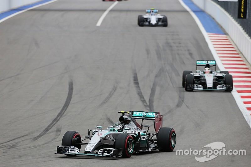 """""""Realista"""", Rosberg admite que título ficou distante"""
