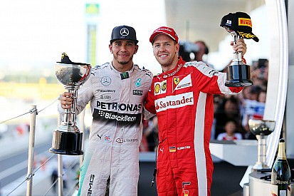 Wolff: rivalidade Vettel/Hamilton pode ser maior da história