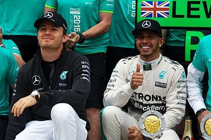 """Rosberg """"réaliste"""" quant à ses chances de titre après Sotchi"""