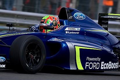 MSA Formula champion Norris eyes Formula Renault for 2016