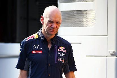 "Adrian Newey: Red Bull ""será forçada"" a deixar a F1"