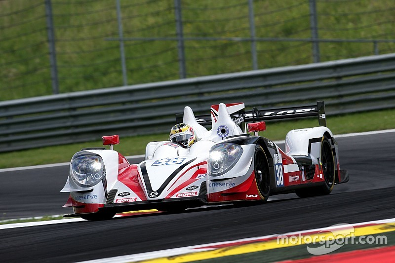 ELMS Championship leaders JOTA Sport forced to go on maximum attack in Portuguese finalé
