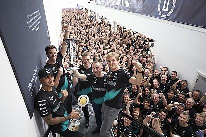 梅赛德斯:世界冠军也属于罗斯伯格