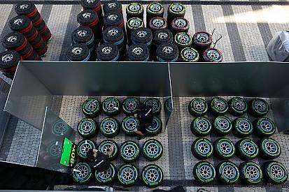 Pirelli considering more aggressive F1 tyres