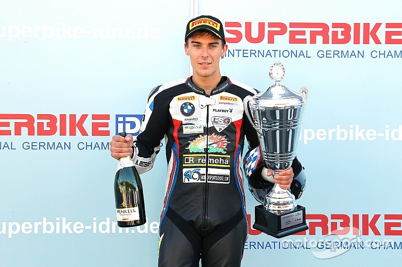 Markus Reiterberger gewinnt Superbike IDM 2015