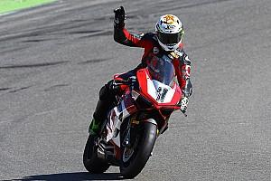 Xavi Fores wird Gesamtzweiter der Superbike IDM 2015