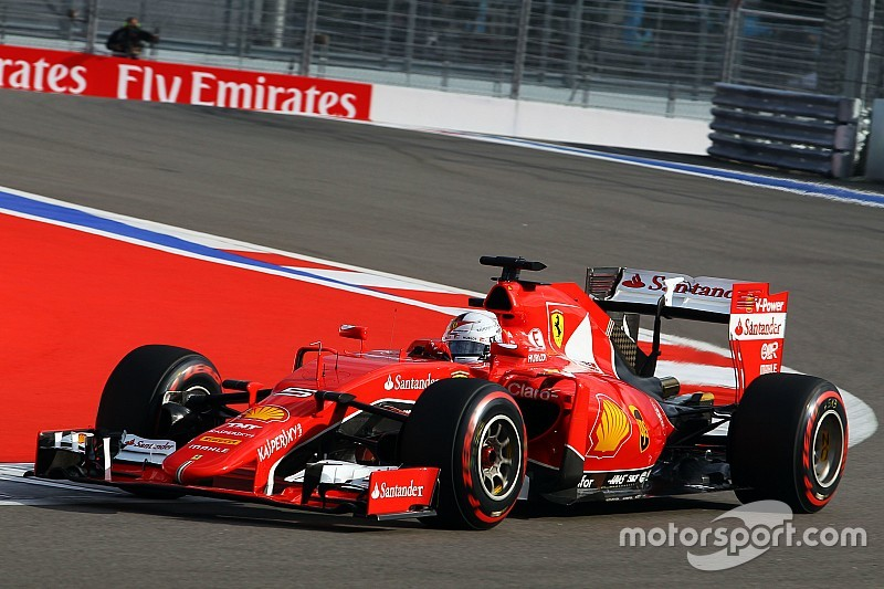 Ferrari podría usar sus fichas restantes para Austin