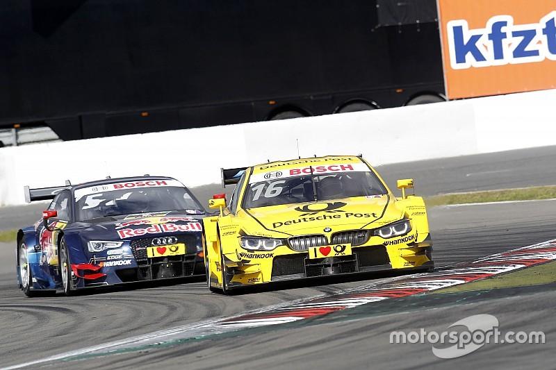 DTM 2015: Dreikampf um Titel in der Herstellerwertung