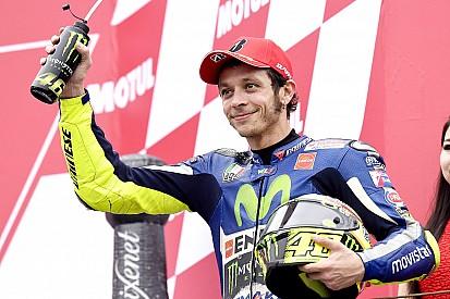 Em vantagem, Rossi não pensa em fazer contas por título