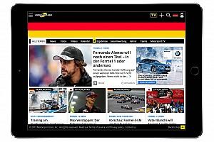 General Motorsport.com news Motorsport.com Launches Digital Platform in Germany