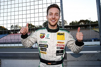 Formel-4-Champion Marvin Dienst: Formel-3-Debüt in Hockenheim