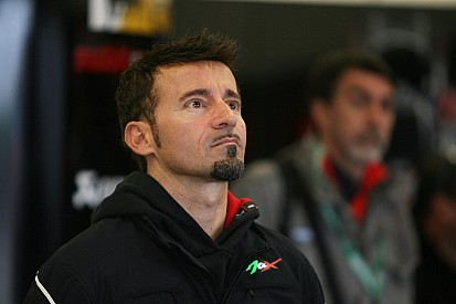 Biaggi forced to miss WSBK finale after mountain bike injury