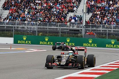 Grosjean veut que la F1 s'inspire du MotoGP pour les vendredis de GP